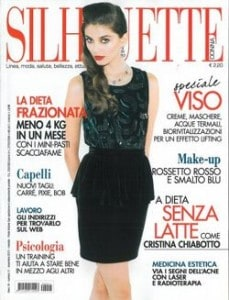 intervista silhouette donna novembre 2012
