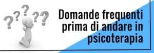 prima di andare in psicoterapia dallo psicologo roma